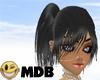 ~MDB~ BLACK TASHA HAIR