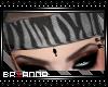 [B] Zebra Bandana