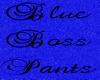 [KW] Boss Blue Pants