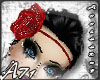 A- Red Flower Band_H