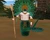 Quetzal Prince Spear