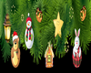 Pine Decoration