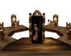 Cherokee throne