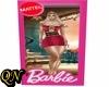 QN*Barbie Doll Photo Box