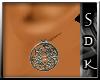 #SDK# Celtic Earrings 5