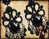 Black Embely Earrings
