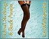 FishnetStockings & Heels
