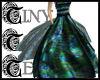 TTT Peacock Wedding Gown