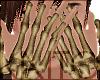 Bone hand left