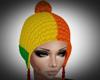 Peru colors hat