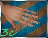 [3c] Ravenclaw Nails