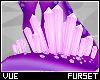 V ♥ Prism Crystal Tail