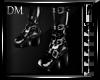 [DM] PVC Wedges Boots M