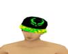 rave hat and bandana