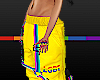 Stem Pride Pant Yellow