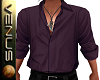 ~V~Wine Open Shirt