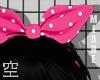 空 HeadBand Pink 空
