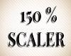Avatar 150 % Scaler