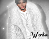 W° Polar Fur Coat M