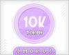 10k Support Token