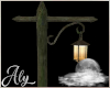 Hallow Lamp