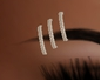 {DS} Eyebrow Piercing