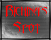 Richina's Spot Sign
