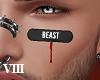 W| Beast Band-aid