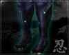 忍 Mercenary Boots