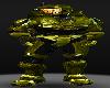 Spartan Helm Gold