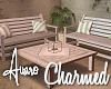 Charmed Patio Set