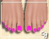 cg. Pink Pedicure