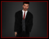 *N* Red Tie Suit
