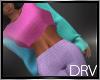 DRV sweater Bottoms mesh