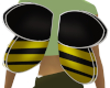 Child Bee Costume Wing M
