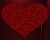 ~TQ~Red Valentine rug