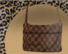Brown Lv Bag