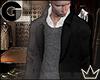GL| Pea Coat & Sweater