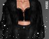 n| Faux Fur Black