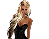 [Averil] black tip Blond