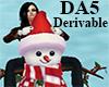 (A) Christmas Snowman