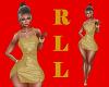 DRESS GOLD RLL