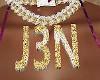 Icy J3N Cuban Chain