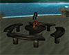 river - FirePit Seating