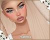 Y| Benita Blonde