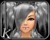 [K] Silver TAISUKE Hair
