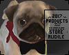My Pug [Grey] Node ♦