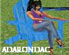 [WS]ADARONDAC CHAIR blue
