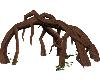 Bendy tree trunk {LT}