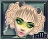 [zillz]Doll Blonde Rvrst